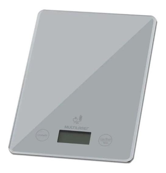 Balança De Cozinha Precisão Digital Até 5kg Lcd Touch