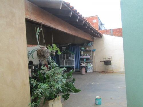 Casa A Venda No Bairro Residencial Nato Vetorasso Em São - 513-1