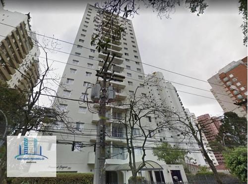 Imagem 1 de 22 de Apartamento Residencial Com 2 Dormitórios À Venda Na Alameda Dos Aicás-  Moema, São Paulo/sp - Ap3289