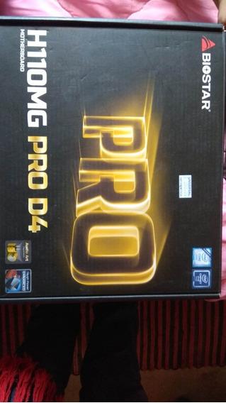 Placa Mãe H110mg Pro D4