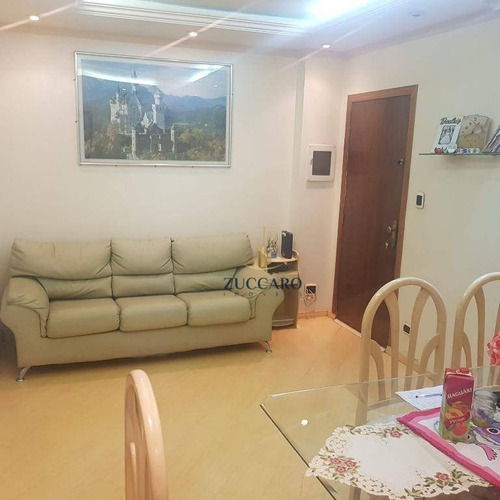 Apartamento À Venda, 55 M² Por R$ 230.000,00 - Vila São Rafael - Guarulhos/sp - Ap16468