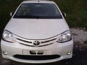 Toyota Etios 1.5 2015 Sucata Para Peças