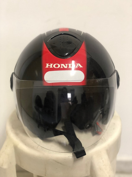 Black Friday - Capacete Honda Original Pcx Aberto