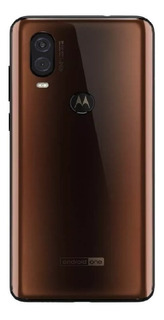 Celular Motorola One Vision 128gb Nuevo Cámara 48mp Liberado