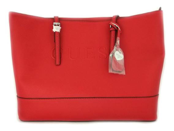 Bolsa Feminina Guess Vermelha Original