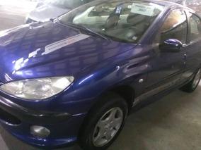 Peugeot 206 2007 1.6 5p X-line Mt Aa Ee B/a Tela Cd