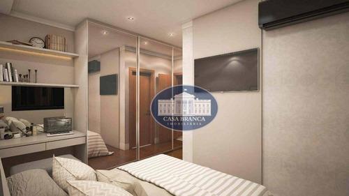 Apartamento Com 2 Dormitórios À Venda, 71 M² Por R$ 462.995,00 - Vila Mendonça - Araçatuba/sp - Ap0678