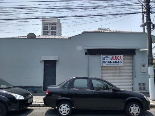 Locação Salão - Cidade Monções, São Paulo-sp - Rr4421