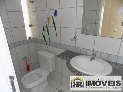 Flat Para Locação Em Teresina, Fatima, 1 Dormitório, 1 Suíte, 1 Banheiro, 1 Vaga - 1407