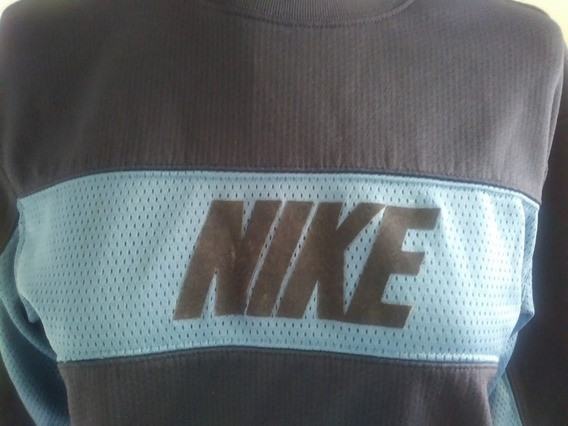 Blusa De Frio Manga Longa Nike Tamanho Pp 58cm X 48cm Frio