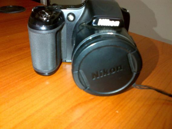Camara Nikon Colpix L820 Casi Nuevo