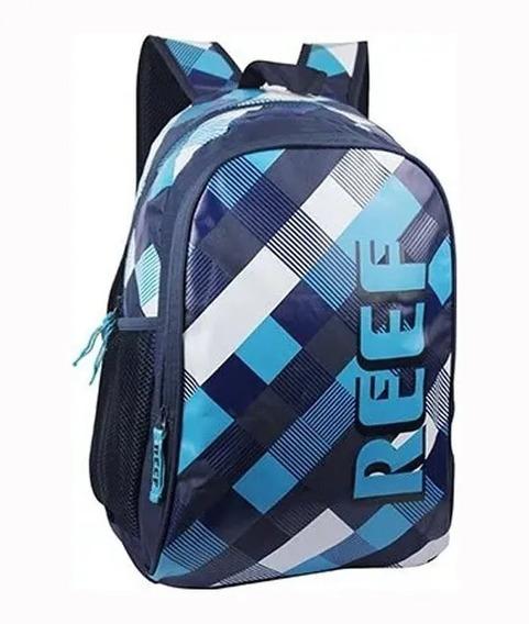 Mochila Reef 17.5 Pulgadas Deportiva Escolar Original