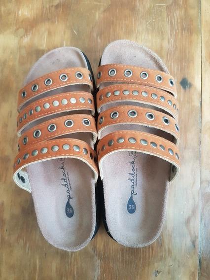 Zapatos Sandalias Mujer Verano Paddock Fiesta