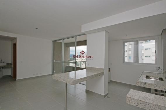 Excelente Apartamento 1 Quarto No Vila Da Serra - 16973