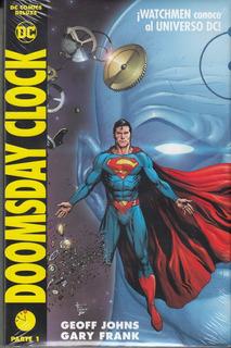 Comic Dc Comics Deluxe: Doomsday Clock Vol. 1 Español