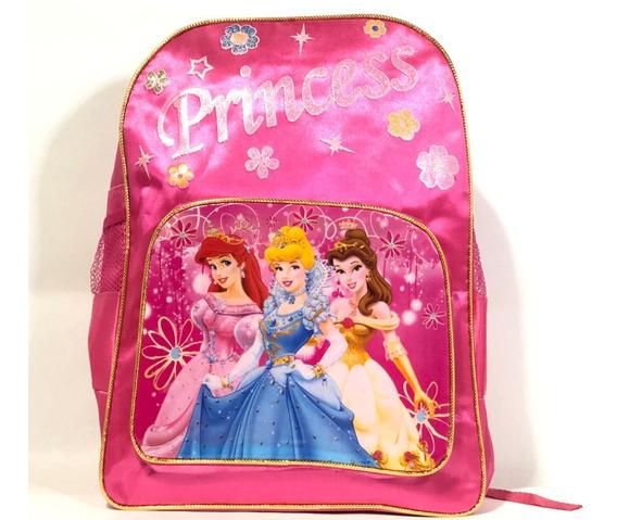 Mochila Infantil Para Niñas Princesas