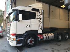 Caminhão Scania R440 6x4 2014 Bug Leve Unico Dono