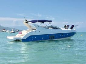 Lancha Phantom 300 2x 170hp Diesel Impecável E Revisada