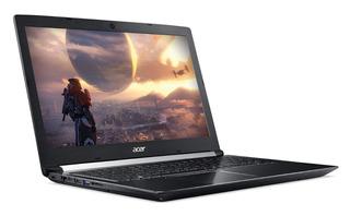 Acer Aspire Gamer I7 6-nucleos Gtx 1050ti 1tb 128ssd 8gb Ips