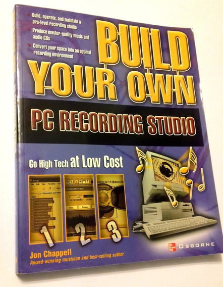 Livro - Build Your Own Pc Recording Studio