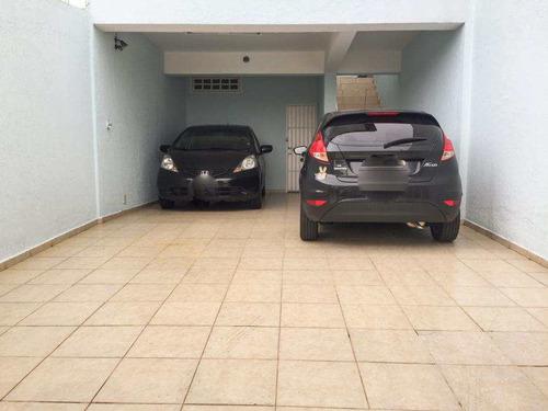 Sobrado Com 3 Dorms, Jardim Monte Kemel, São Paulo - R$ 680.000,00, 0m² - Codigo: 2633 - V2633
