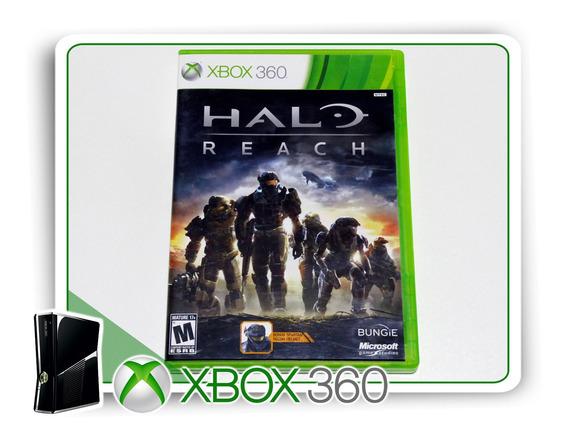 Halo Reach Original Xbox 360 - Mídia Física
