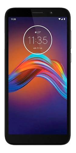 Imagen 1 de 8 de Motorola E6 Play 2gb Ram 32gb Black