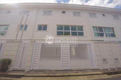 Sobrado  Com 3 Dorms, Boqueirão, Santos - R$ 880 Mil, Cod: 1366 - V1366