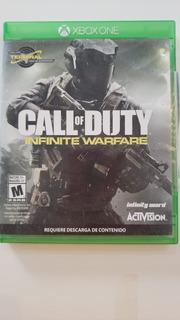 Call Of Duty Infinite Warfare Xbox One Fisico