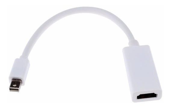 Mini Display Port Dp Para Hdmi Cabo Adaptador Para Mac Macbo