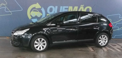 Citroen - C4 Exclusive - Motor 2.0 - Ano 2013