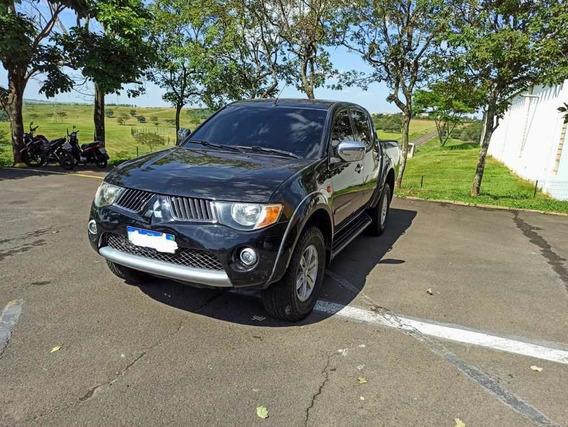 Mitsubishi L200 2009 3.2 Triton Hpe Cab. Dupla 4x4 Aut. 4p