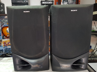 Bafles Sony