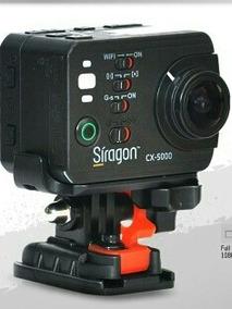 Camara De Accion Siragon Xtreme Cx5000 - 80 Verdes