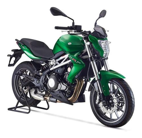 Ultimas Unidades Benelli Tnt 300 Color Verde Tnt300