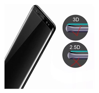Pelicula Samsung Galaxy Note 9 3d Vidro Temperado 9h Glass