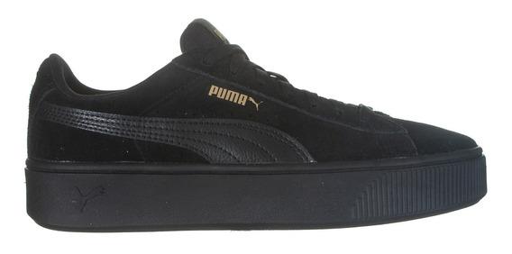 Tênis Puma Vikky Stacked Sd Feminino Casual