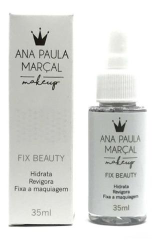 Mini Beauty Fix Ana Paula Marçal 35ml Miniatura Bruma Fixa