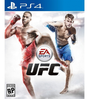 Ea Sports Ufc Digital Latino Ps4