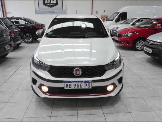 Fiat Argo Retira Con $70.000 Y El Resto En Cuotas