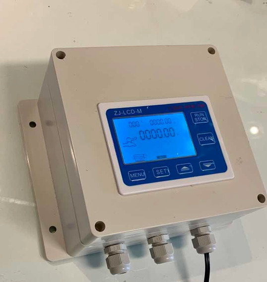 Medidor Fluxo Dosador Água Automático Digital 1/2 Montado