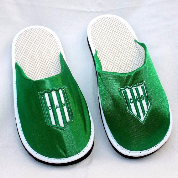 Pantuflas Banfield Por Mayor Y Menor
