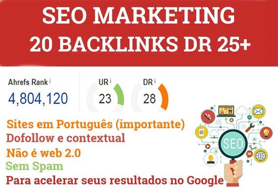 Comprar 50 Backlinks Dr 25+ Babri Backlinks Online