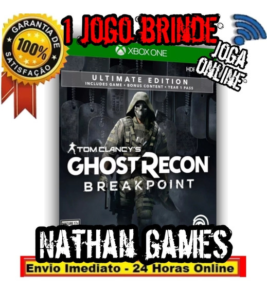 Ghost Recon Breakpoint - Xbox One Digital + Brinde