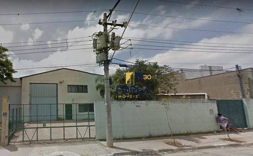 Galpão Para Alugar, 700 M² - Cidade Industrial Satélite De São Paulo - Guarulhos/sp - Ga0762