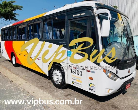 Ideale 10/10 Curto Vw15.190 Financia 100% Vipbus