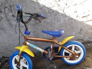Bicicleta Niño Con Frenos