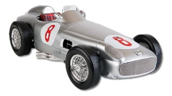 Mercedes Benz W196 Fangio A Escala - 20 Fascículos (1 Al 20)