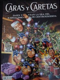 Caras Y Caretas 7 Revistas, Años 2005, 2006 Y 2007 Nuevas!!!
