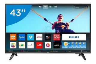Televisor Philips 43 Smart Tv Garantia Oficial Philips Arg